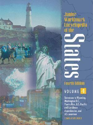 Junior Worldmark Encyclopedia of the States 4 4v 9780787691974