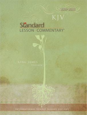KJV Standard Lesson Commentary 9780784722572