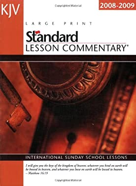 KJV Standard Lesson Commentary: International Sunday School Lessons 9780784722008