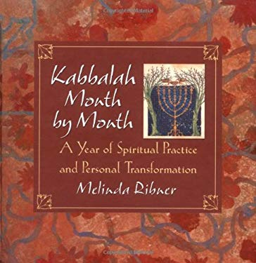 Kabbalah Month by Month: A Year of Spiritual Practice and Personal Transformation 9780787961527