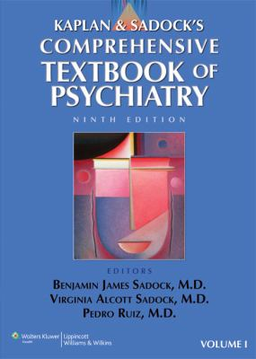 Kaplan and Sadock's Comprehensive Textbook of Psychiatry 9780781768993