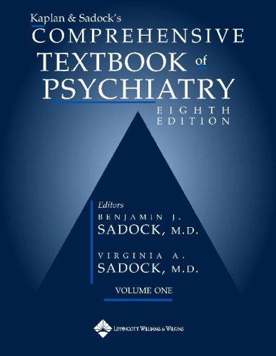 Kaplan and Sadock's Comprehensive Textbook of Psychiatry 9780781734349