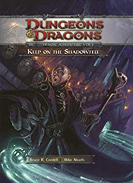 Keep on the Shadowfell 9780786948505