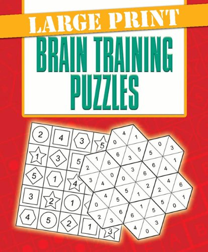 Large Print Braintraining Puzzles 9780785828242