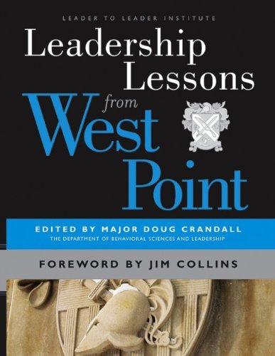 Leadership Lessons from West Point 9780787987732