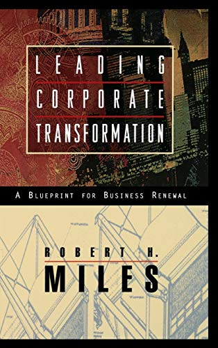 Leading Corporate Transformation: A Blueprint for Business Renewal 9780787903275