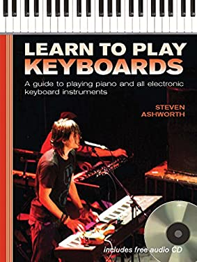 Learn to Play Keyboards [With CD] 9780785823650
