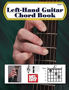 Left-Hand Guitar Chord Book 9780786635740