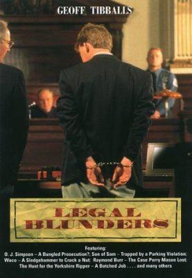 Legal Blunders 9780786707461