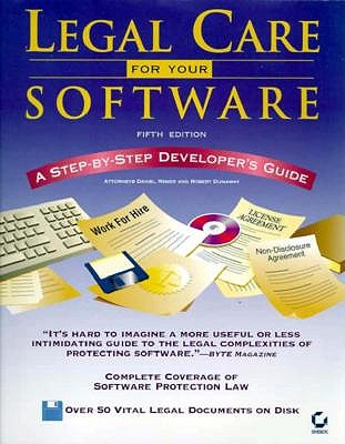 Legal Care for Your Software with Disk 9780782117295