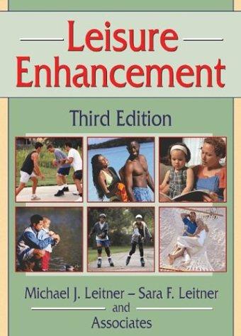 Leisure Enhancement, Third Edition 9780789015341