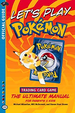 Let's Play Pokemon [With CDROM] 9780786917631