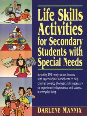 Life Skills Activities for Secondary Students with Special Needs 9780787966201