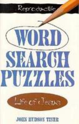 Life of Jesus Word Search Puzzles 9780784704578