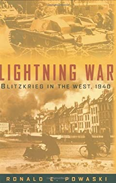 Lightning War: Blitzkrieg in the West, 1940 9780785820970