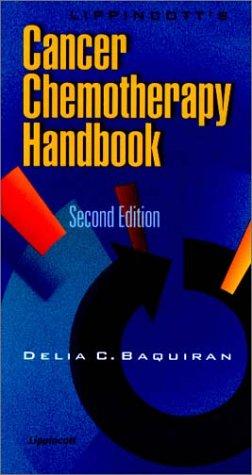 Lippincott's Cancer Chemotherapy Handbook