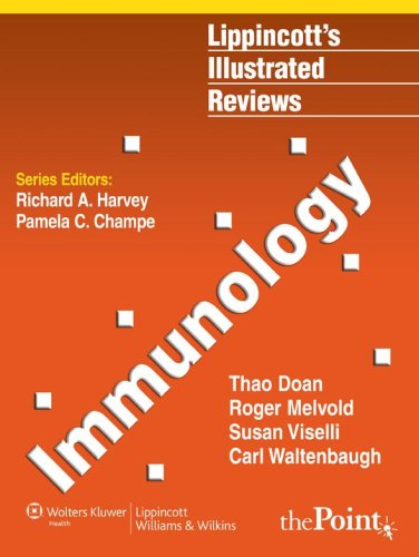 Lippincott's Illustrated Reviews: Immunology 9780781795432