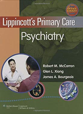 Lippincott's Primary Care Psychiatry [With Free Office Chart] 9780781798211