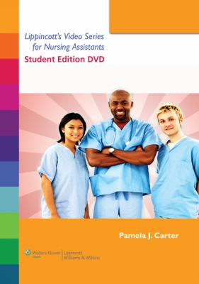 Lippincott's Video Series for Nursing Assistants: Student DVD 9780781785570