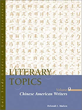 Literary Topics V9 Asian American Literature 9780787651329