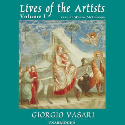 Lives of the Artists, Volume 1