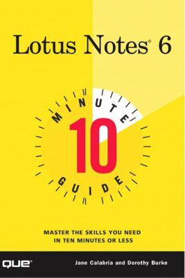 Lotus Notes 6 9780789726759
