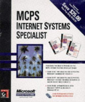MCPS Internet Systems Specialist [With Three] 9780782121766