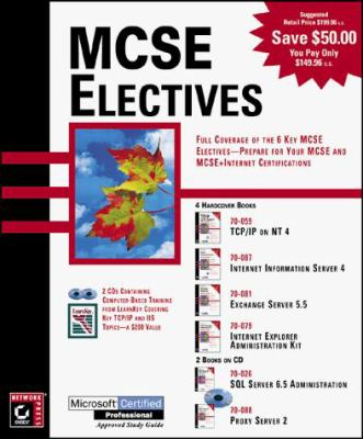 MCSE Electives Boxed Set [With (7)] 9780782125122