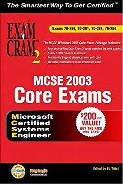 MCSE Exam Cram 2 Bundle (70-290, 70-291, 70-293 & 70-294)