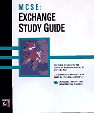 MCSE: Exchange Study Guide: With CDROM 9780782119671