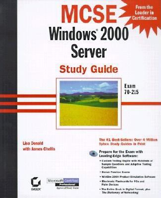 MCSE Windows 2000 Server Study Guide [With 1] 9780782127522