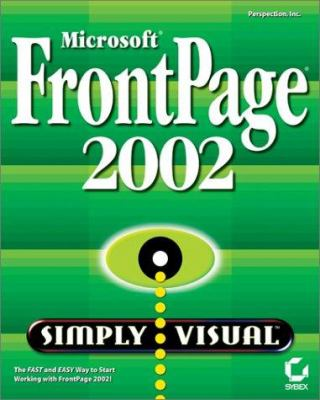 MS FrontPage 2002 Simply Visual 9780782140071