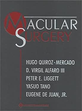 Macular Surgery 9780781715317