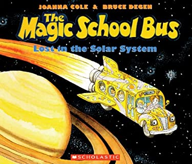 Magic School Bus Lost in the Solar System by Joanna Cole ...