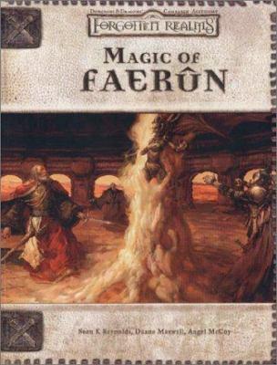 Magic of Faerun 9780786919642