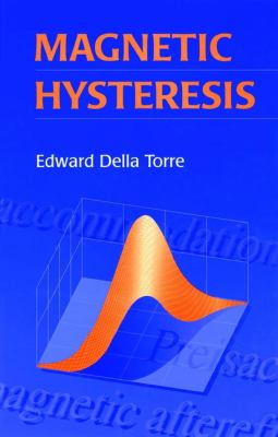 Magnetic Hysteresis 9780780360419
