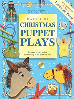 Make & Do Christmas Puppet Plays 9780784723357
