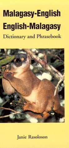 Malagasy-English, English-Malagasy: Dictionary and Phrasebook 9780781808439