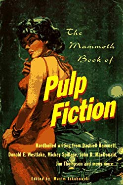 Mammoth Book of Pulp Fiction 9780786703005
