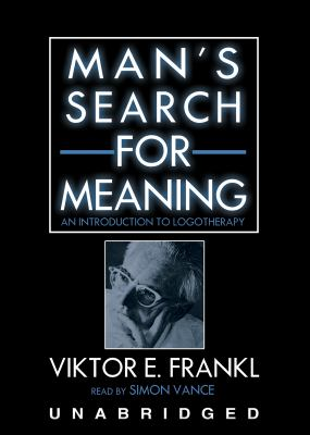 Man's Search for Meaning 9780786125074