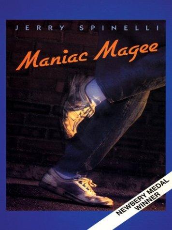 Maniac Magee 9780786263561