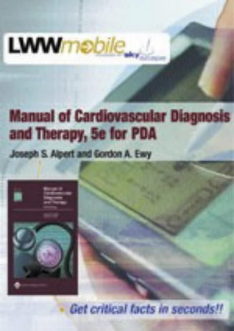 Manual of Cardiovascular Diagnosis and Therapy 9780781728034