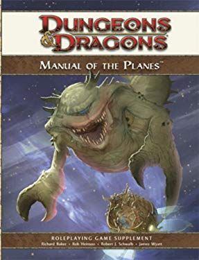 Manual of the Planes: Roleplaying Game Supplement 9780786950027