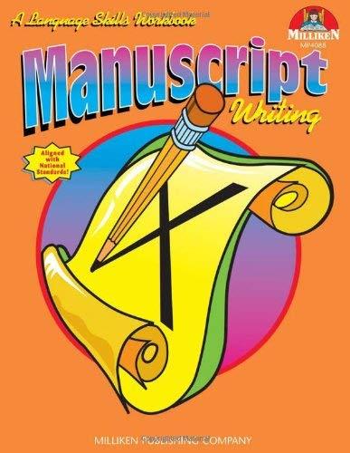 Manuscript Writing 9780787703844