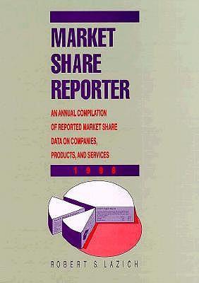 Market Share Reporter 98 9780787614607