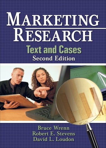Marketing Research: Text and Cases 9780789027467