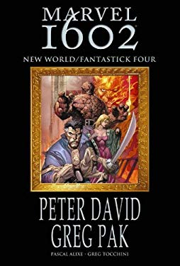 Marvel 1602: New World/Fantastick Four
