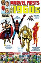 Marvel Firsts: The 1960s 13779920