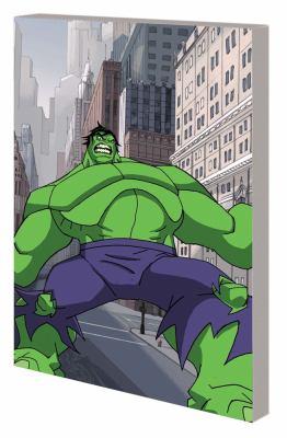 The Avengers: Hulk 9780785155836