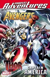 The Avengers: Thor & Captain America 13310971